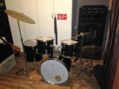 Tempo by Dixon Drum kit