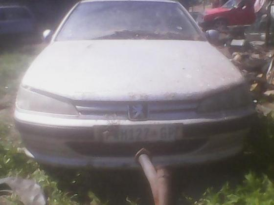 1999 Peugeot 406 2.0L 16v stripping for spares