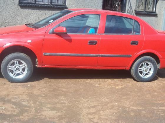 2001 Opel Astra G sedan stripping 4 spares in Katlehong, Gauteng