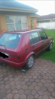 2001 VW 1.6i Citi life