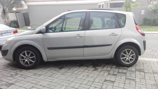 2004 Renault Scenic II 1.6 Expression