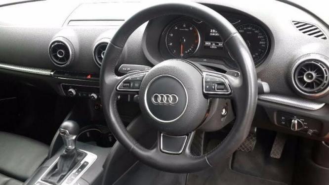 2014 Audi A3 1.4T S-Tronic