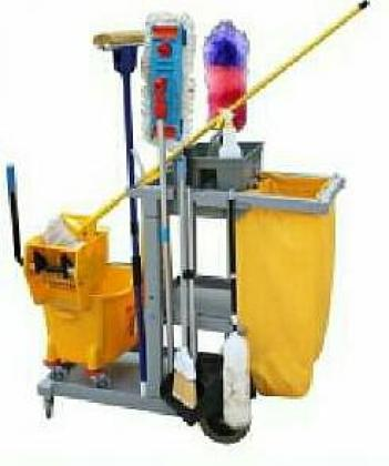 Cleaning facilitator and advance your career