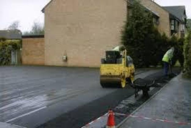CNS TAR ASPHALT SURFACING AND PAVING