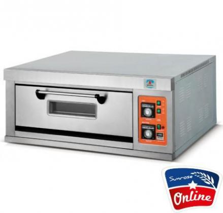 ELECTRIC AND GAS BAKING OVEN