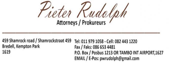PW Rudolph Attorneys