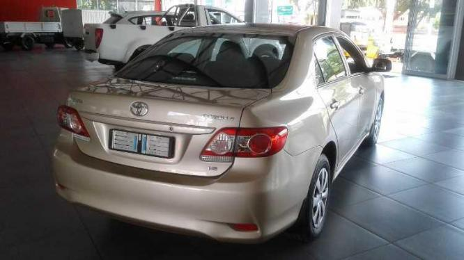 Toyota Corolla 1.6 Proffesional