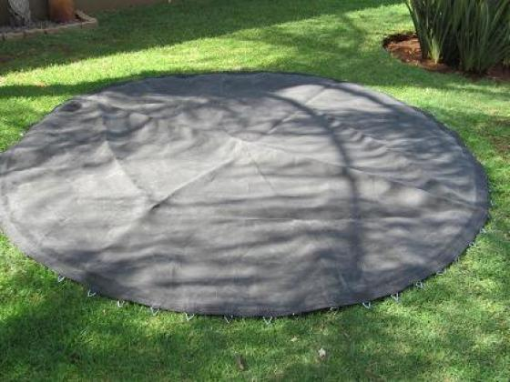 Trampoline Mat Repairs - Also new ones