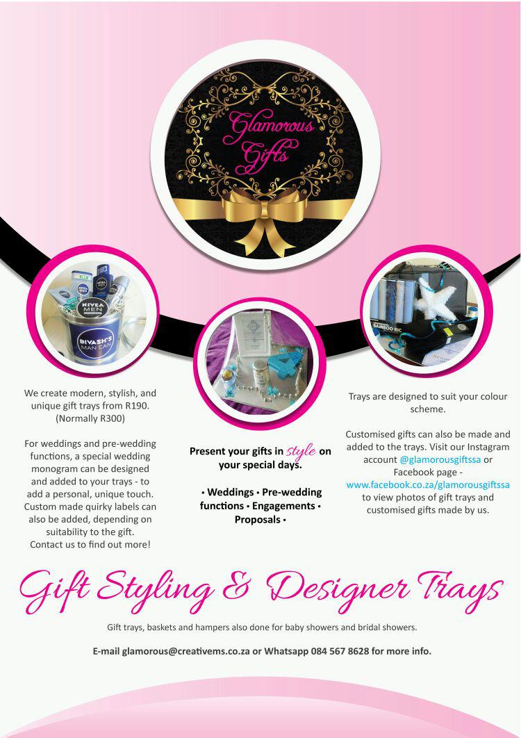 Gift Styling and Designer Trays/Modern Kunchas | Durban | Public Ads ...