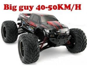 High Speed Off-Road RC Car