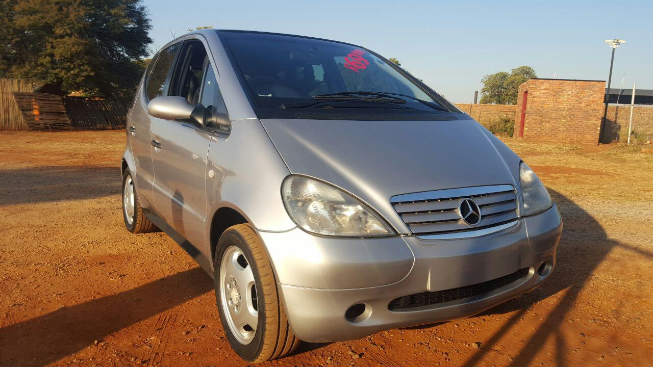 mercedes a 160 168 series elegance pretoria tshwane public ads cars. Black Bedroom Furniture Sets. Home Design Ideas