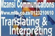 Best Translation and Interpretation services in SA