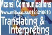Best Translation and Interpretation services in SA