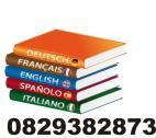 Full translation and interpretation services