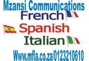 Spanish document translation services