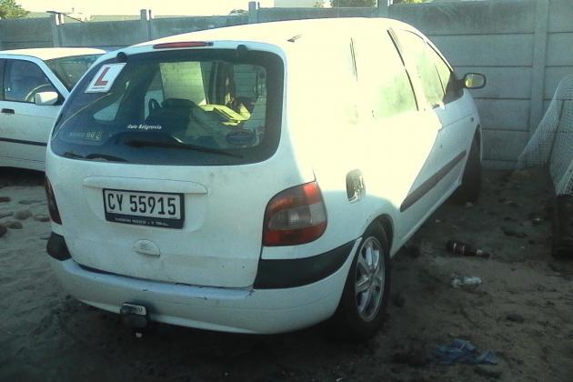 2001 Renault Scenic 2.0i