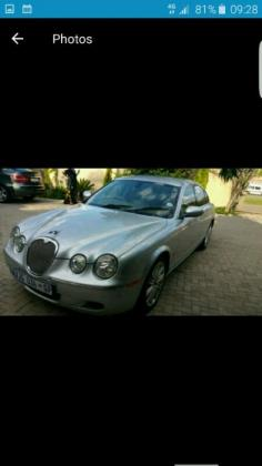 2007 Jaguar S type 3.0se