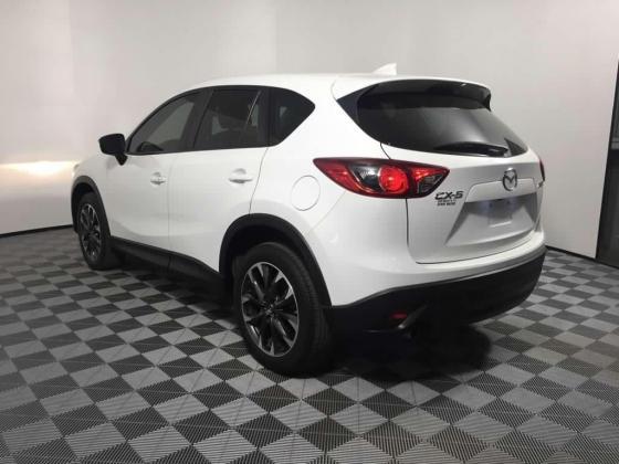 2015 Year model, Mazda CX-5 Sport in White Colour