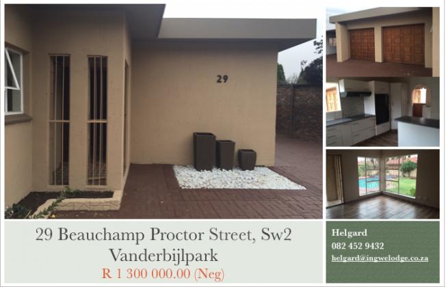 House for sale in Vanderbijlpark in Vanderbijlpark, Gauteng