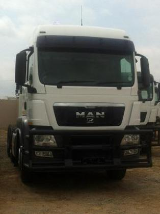 MAN TGS 26-440 & TGS 27-440 Trucks For Sale in Midrand, Gauteng