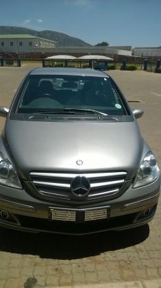 Mercedes Benz B200 Turbo