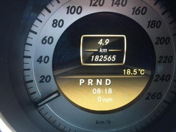 Mercedes-Benz C class C350 CDi Avantgarde A/T