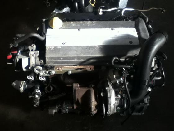 Opel Meriva 2.0Turbo Engine (Z20NET)