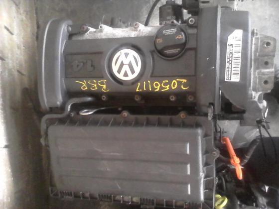 Polo 1.4 16V 6R CGGB Engine for Sale