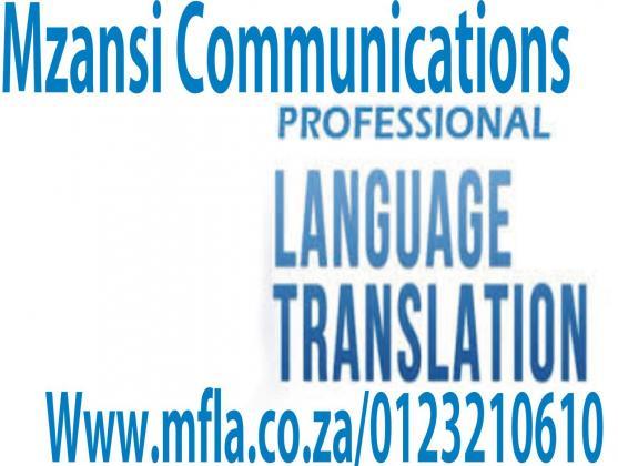 Qualified translators services