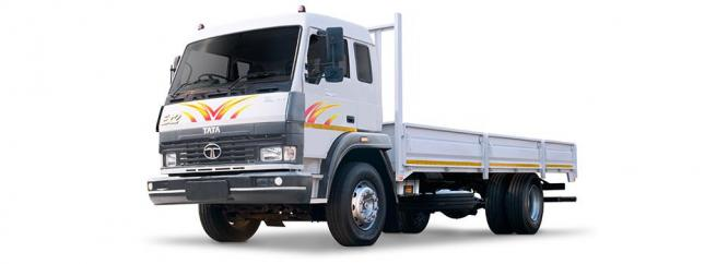 TATA LPT 1518 Sleeper Cab Truck, With Free Dropside Body Brand New 2017 in Midrand, Gauteng