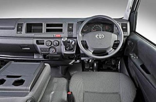 New Toyota Quantum 2017 For Sale Johannesburg Public