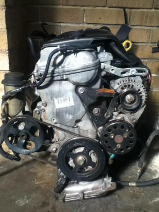 TOYOTA YARIS 2NZ ENGINE