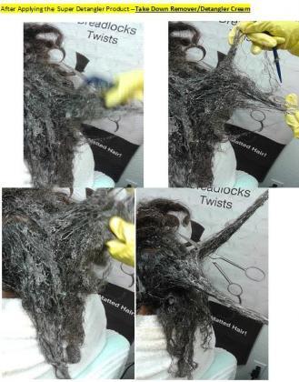 Dreadlock Removal Product &  Hair Detangler Services Johannesburg in Johannesburg, Gauteng