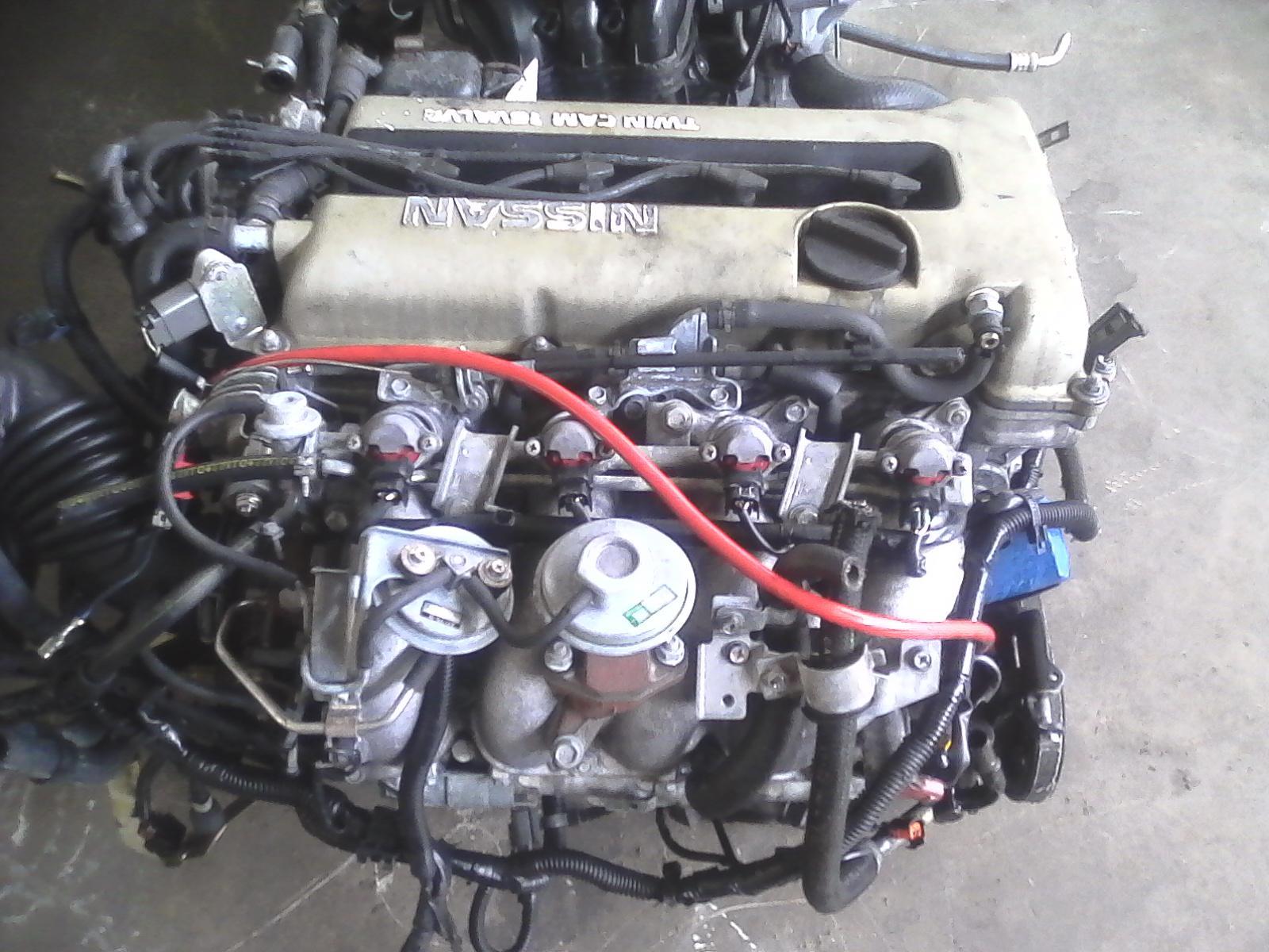 Nissan Sentra 2.0 SR20DE Engine for Sale | Johannesburg ...