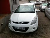 2010 Hyundai i20 Hatchback manual