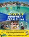 DIVING EQUIPMENT FROM CHINA