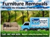 Furniture Removal - Truck & Bakkie Hire