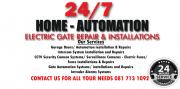 Gate Automation Systems/ installations and Repairs CCTV Security Camera Systems