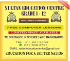 Matric Re-write - Sultan Education Centre