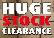 SA's Biggest Factory Clearance Sale