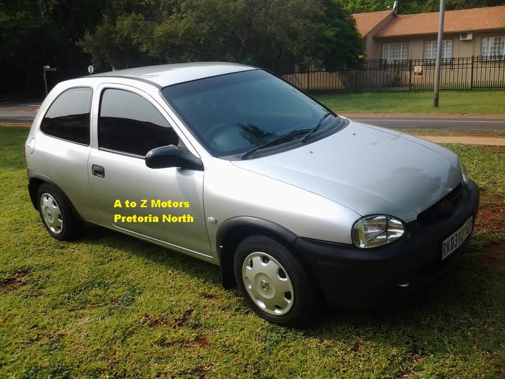 2004 opel corsa lite 1 4 hatchback pretoria north. Black Bedroom Furniture Sets. Home Design Ideas