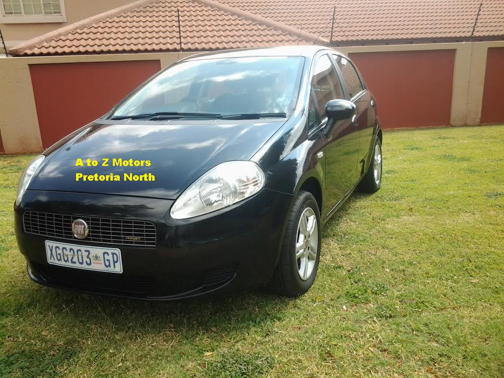2008 fiat grande punto 1 4 dynamic 5 door hatchback pretoria north public ads cars. Black Bedroom Furniture Sets. Home Design Ideas