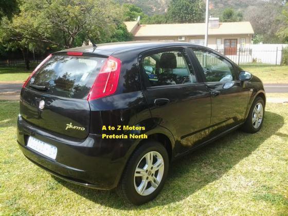 2008 Fiat Grande Punto 1.4 Dynamic 5 Door Hatchback