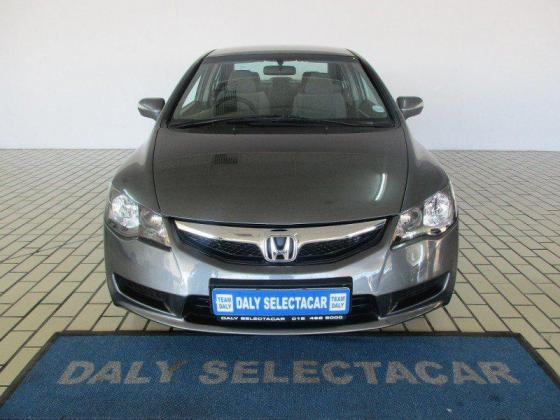 2009 Honda Civic 1.8 Lxi