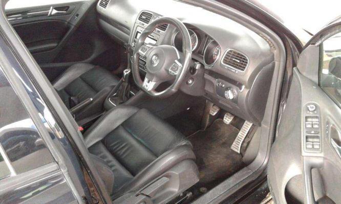2010 Volkswagen Golf VI GTI 73000 Kilometers