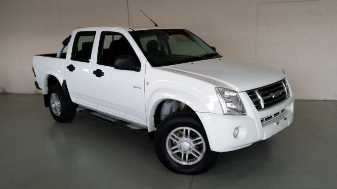 2012 Isuzu KB 250 LE KB 72 D/Cab For Sale
