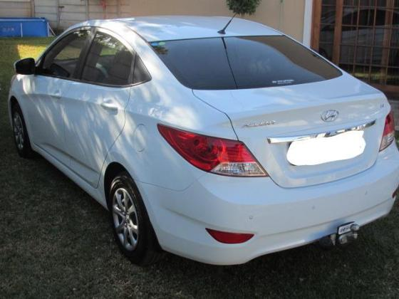 2014 Hyundai Accent 1.6 GLS/Fluid
