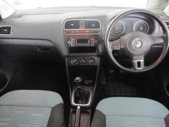 2014 VW Polo 1.2 TDi Bluemotion