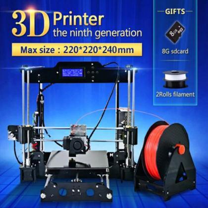 3D PRINTER FOR SALE GREAT START UP MODEL!
