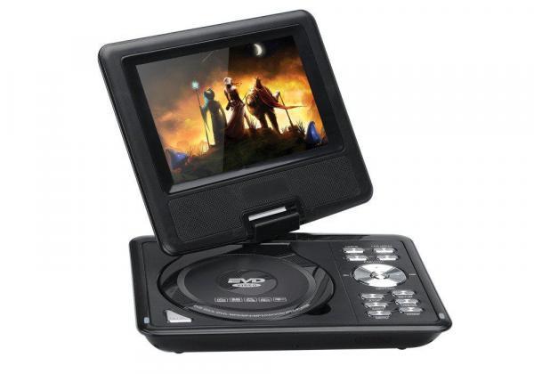 7 Inch Kids Portable Dvd Player in Johannesburg, Gauteng